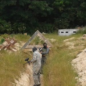 Image of Paintball Activity at Quex Activity Centre