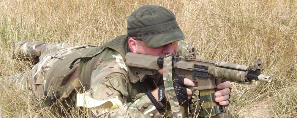 Airsoft at Quex Activity Centre, Birchington, Thanet