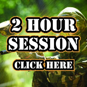 2 Hour Paintball Session at Quex Activity Centre, Thanet