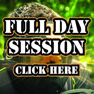 Full Day Paintball Session at Quex Activity Centre, Thanet