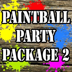 Paintball Party Package 2 at Quex Activity Centre, Thanet