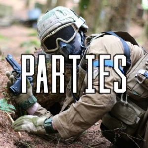 Airsoft Parties