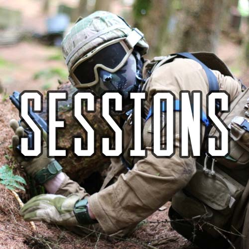 Airsoft Sessions
