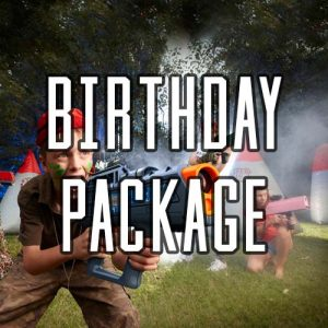 Laser Combat Kids Birthday Parties at Quex Activity Centre, Thanet