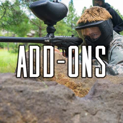 Paintball Add-Ons