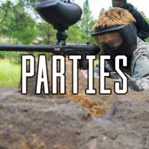 Paintball Parties