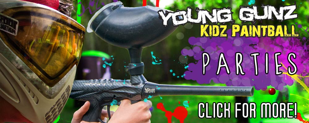 young gunz party banner