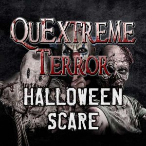 Quextreme terror halloween event at Quex Activity Centre, Thanet