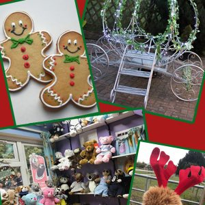 The Christmas quexperience christmas event at Quex Activity Centre, Thanet
