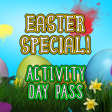 Activity Day Pass Easter Special