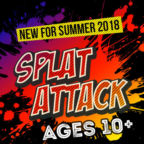Splat Attack Button