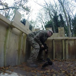 Image of Airsoft Activity at Quex Activity Centre
