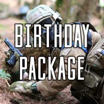 Image for Airsoft Parties at Quex Activity Centre, Quex Park.