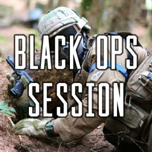 Kit Hire - Black Ops Session