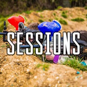 Kidz Paintball Sessions