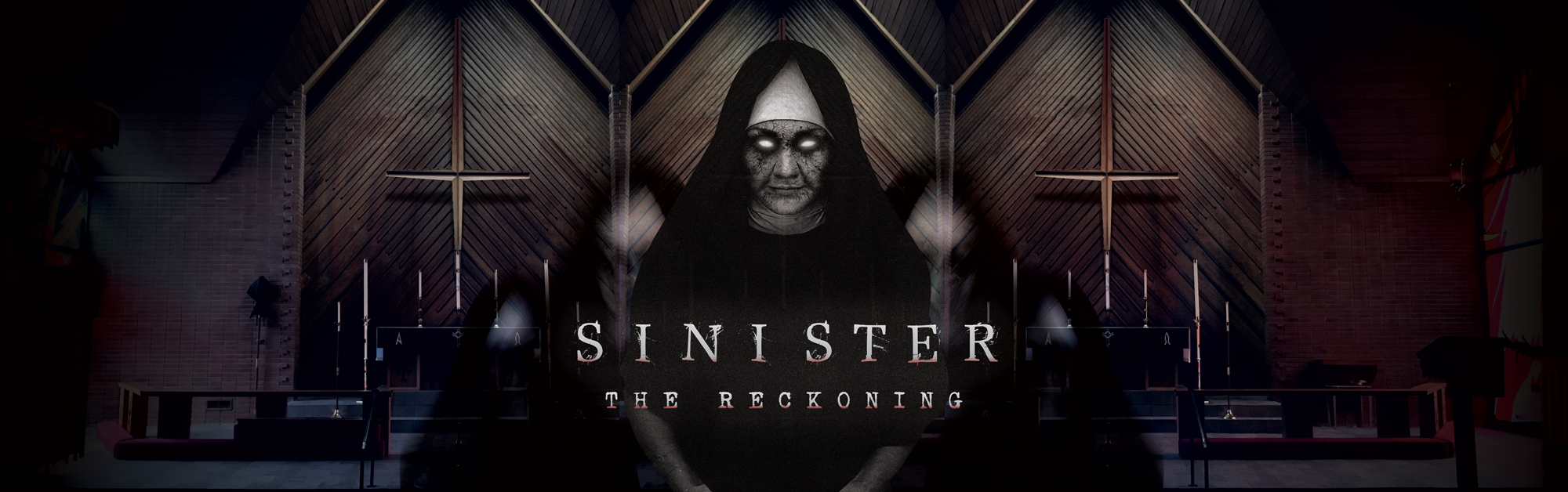 sinister the reckoning banner