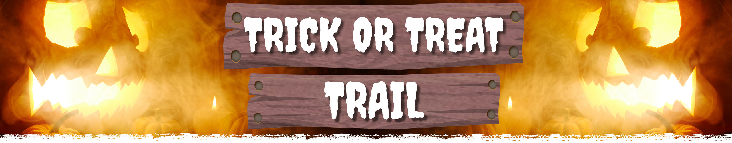 Trick or Treat Trail