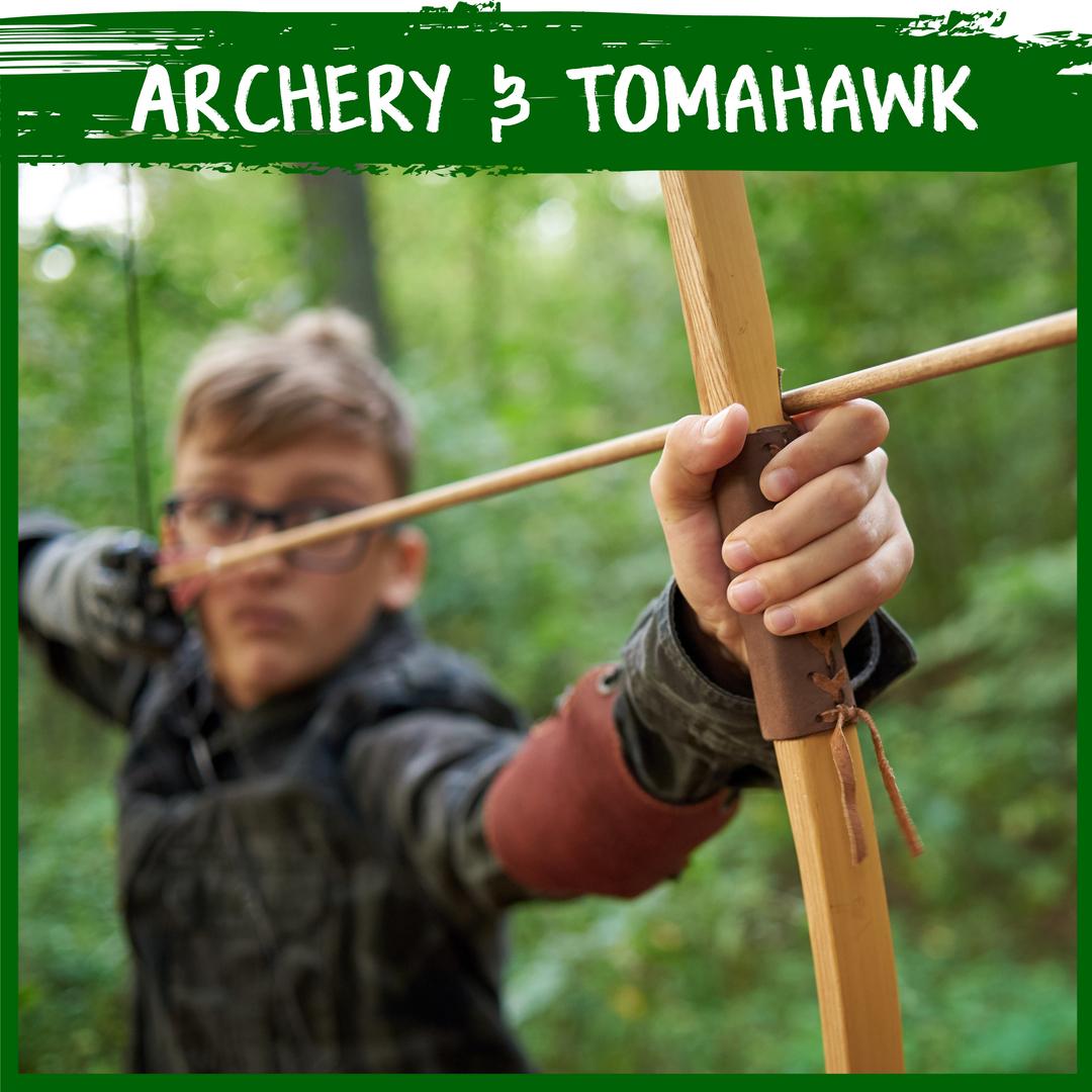 Archery Tomahawk Website