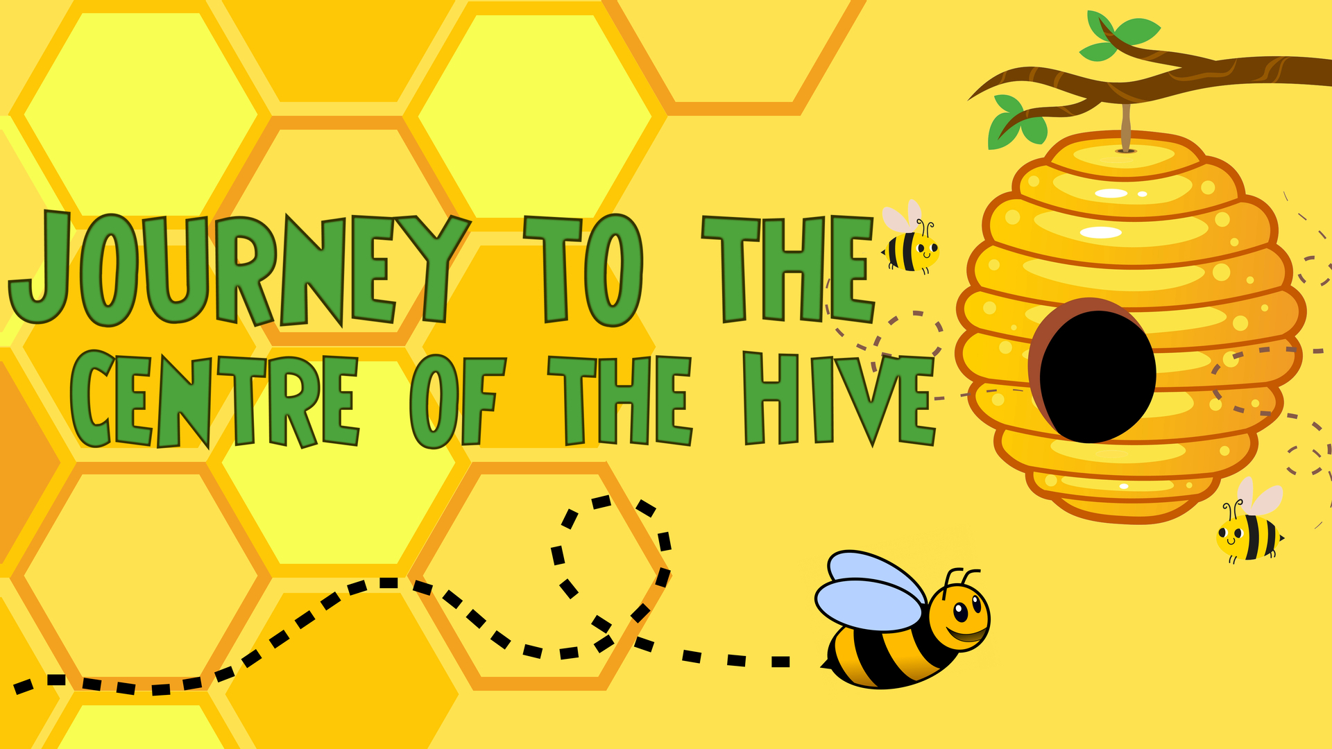 Hive Maize Poster