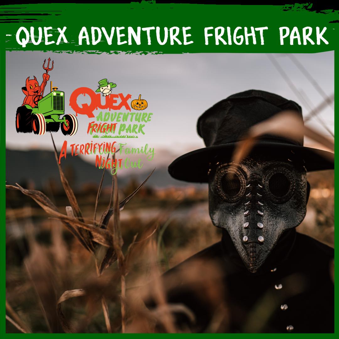 Button for Seasonal Events at Quex Activity Centre, Quex Park